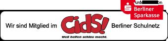 Mitglied im Berliner Schulnetz